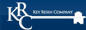 Key Resin Co. Logo